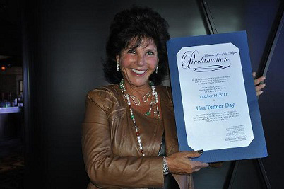 Lisa Tenner Day Proclamation